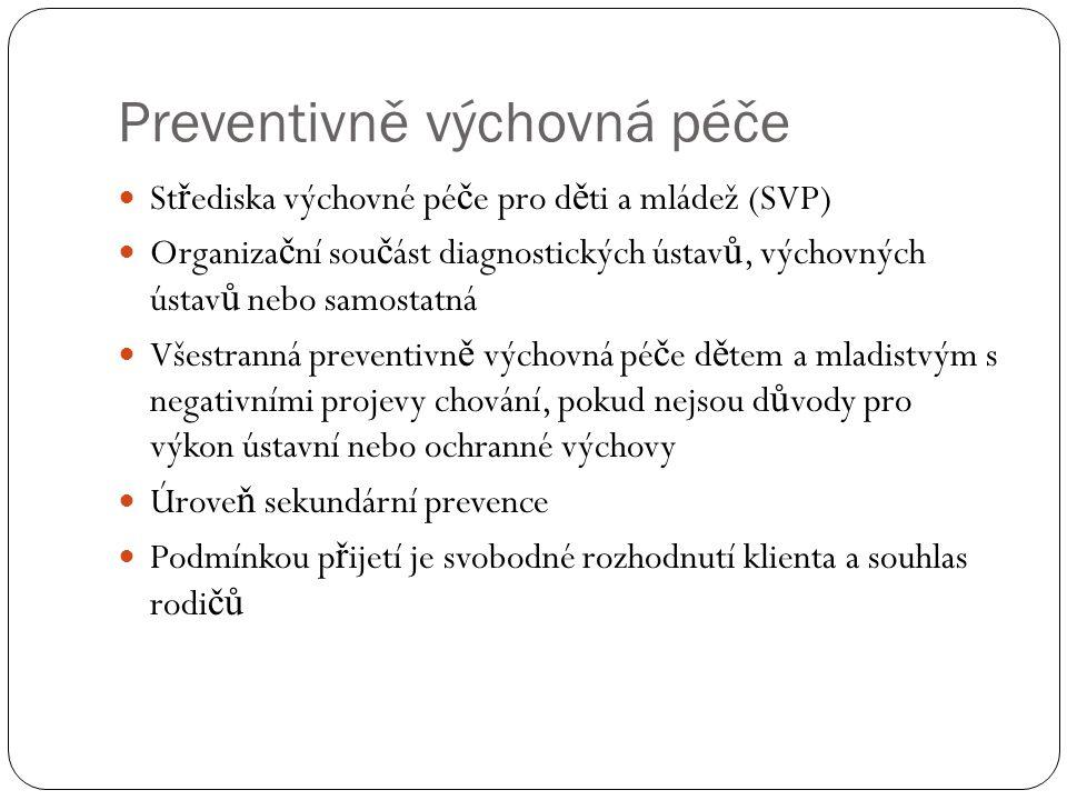 Preventivně výchovná péče