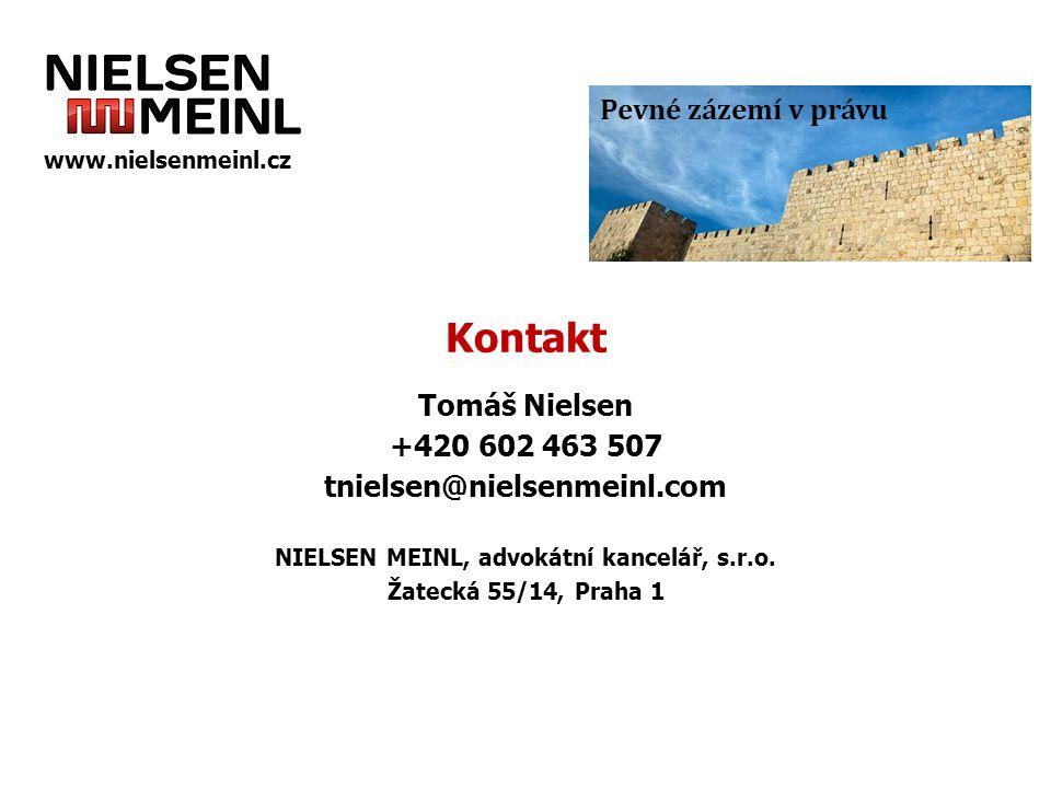 NIELSEN MEINL, advokátní kancelář, s.r.o.