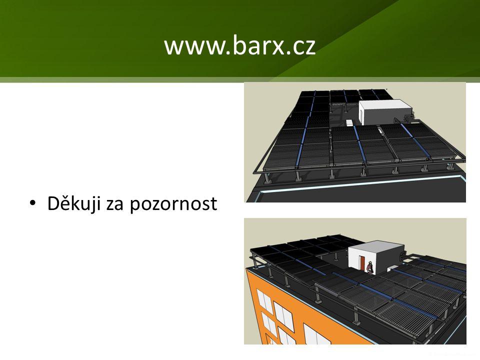 www.barx.cz Děkuji za pozornost