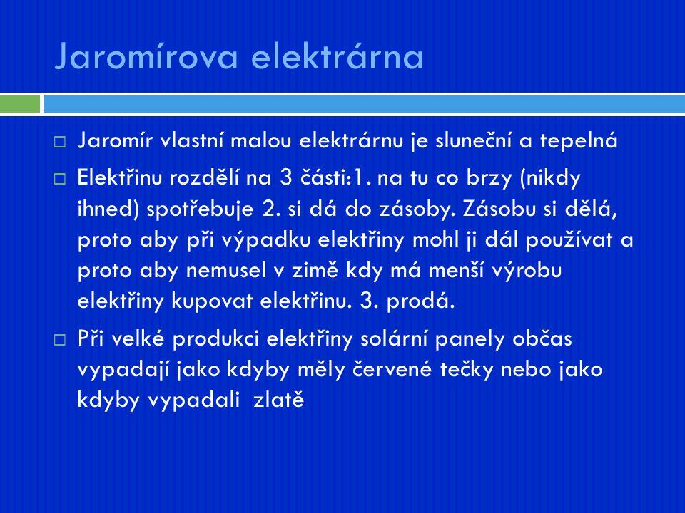 Jaromírova elektrárna