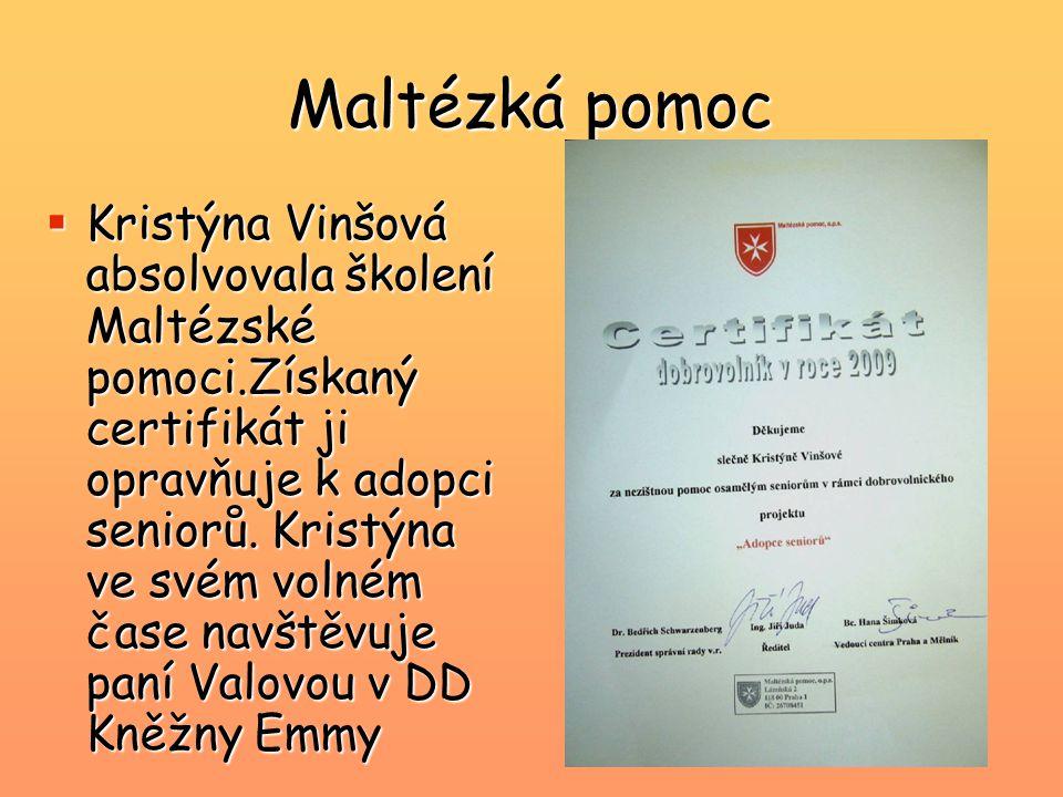 Maltézká pomoc