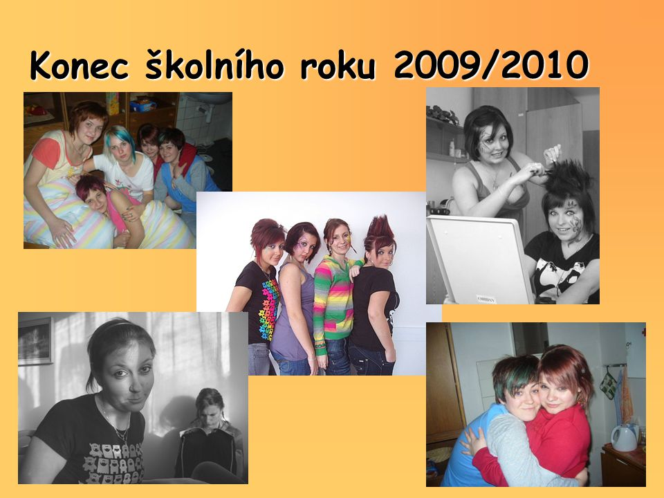 Konec školního roku 2009/2010