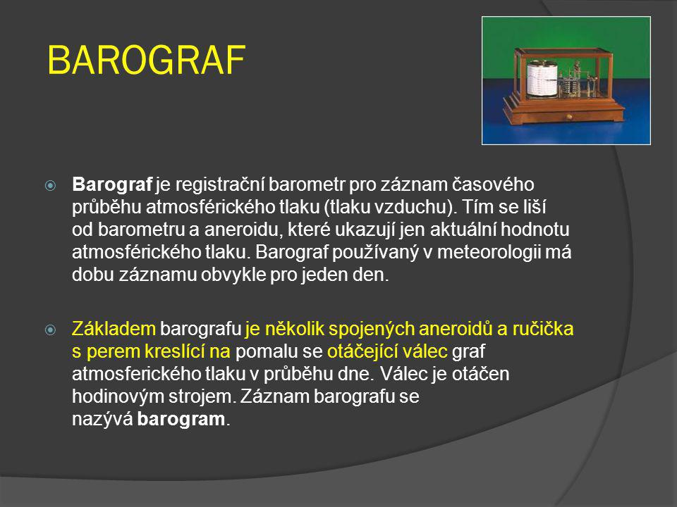 BAROGRAF