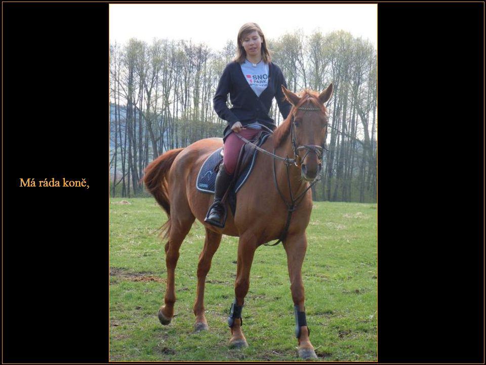 Má ráda koně, Má ráda koně,