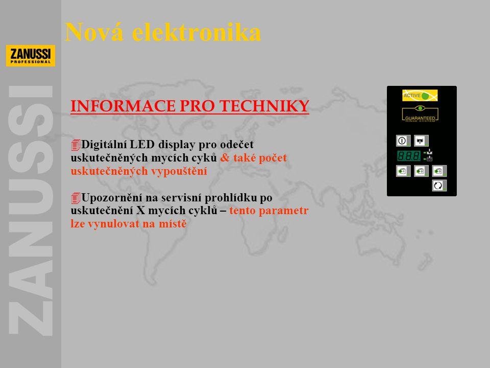 Nová elektronika INFORMACE PRO TECHNIKY