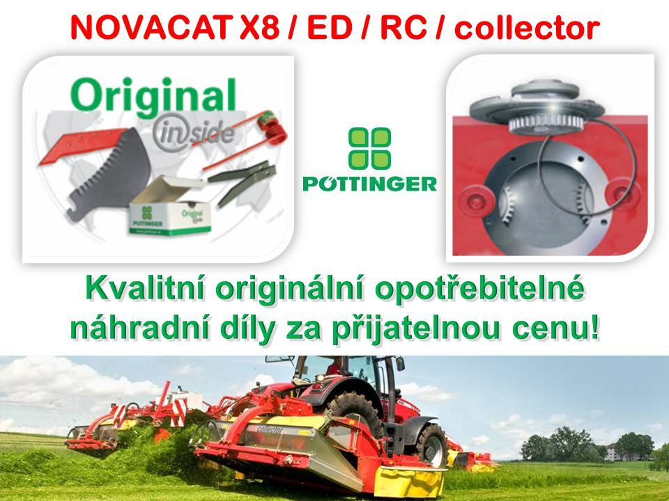 NOVACAT X8 / ED / RC / collector