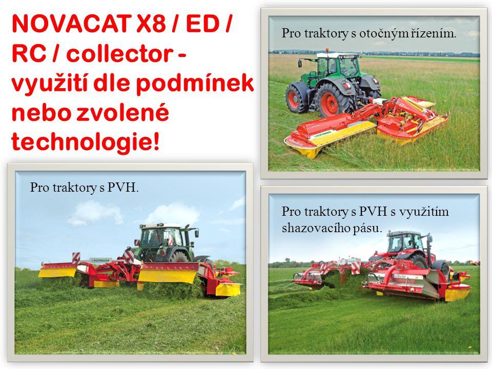 NOVACAT X8 / ED / RC / collector - využití dle podmínek nebo zvolené technologie!