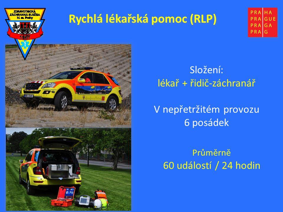 Rychlá lékařská pomoc (RLP)
