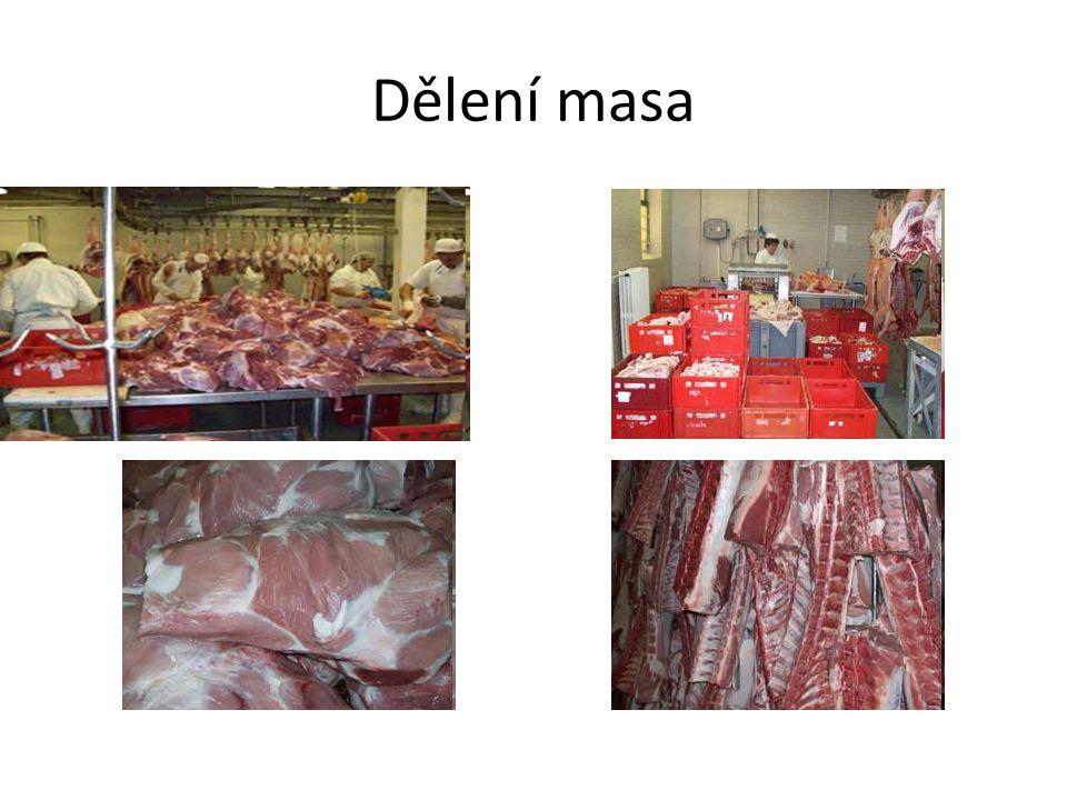 Dělení masa