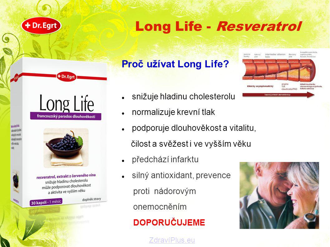 Long Life - Resveratrol