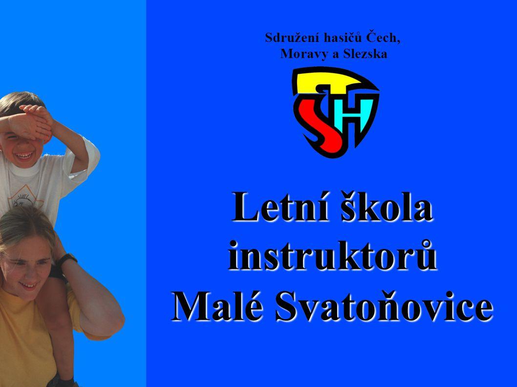 Letní škola instruktorů Malé Svatoňovice