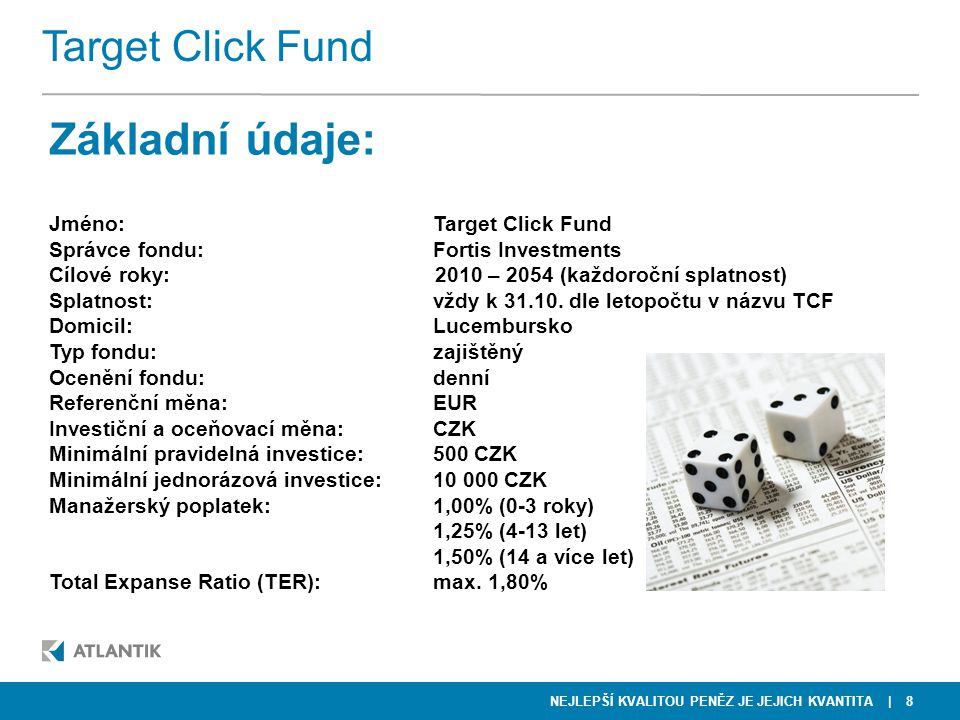 Target Click Fund