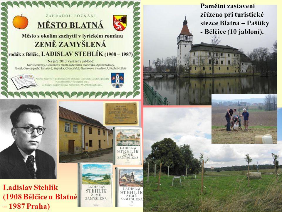 Ladislav Stehlík (1908 Bělčice u Blatné – 1987 Praha)