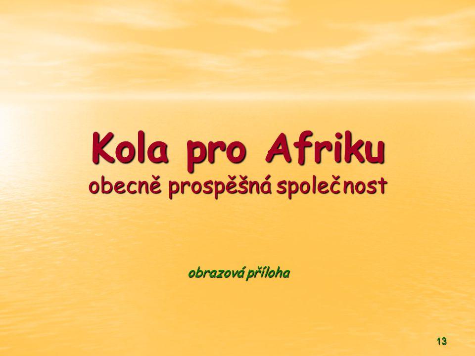 Kola pro Afriku obecně prospěšná společnost