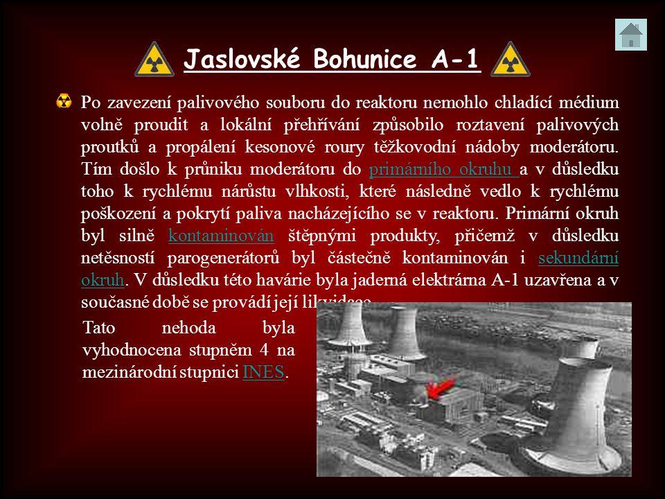 Jaslovské Bohunice A-1