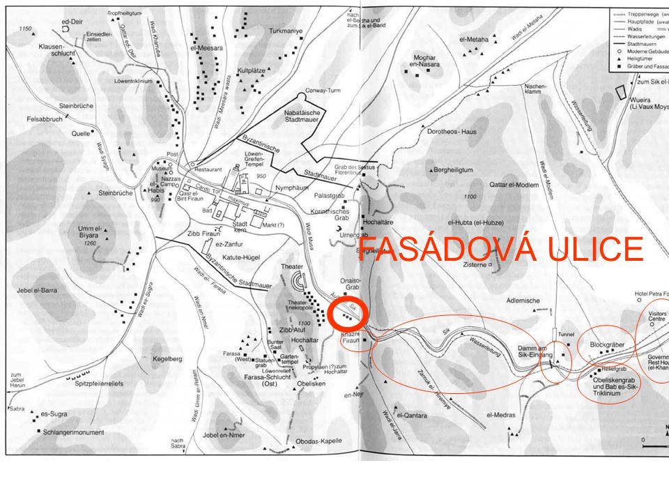 FASÁDOVÁ ULICE