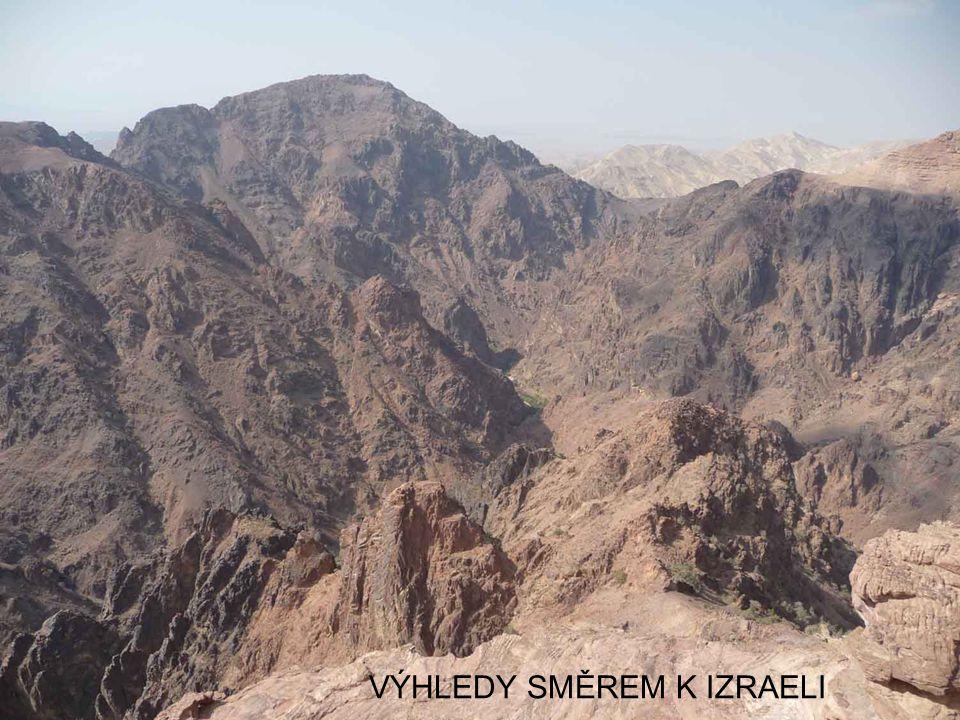 VÝHLEDY SMĚREM K IZRAELI