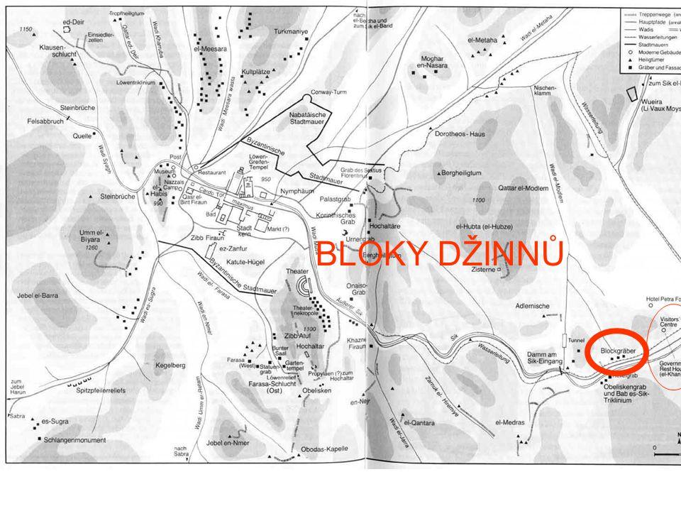 BLOKY DŽINNŮ