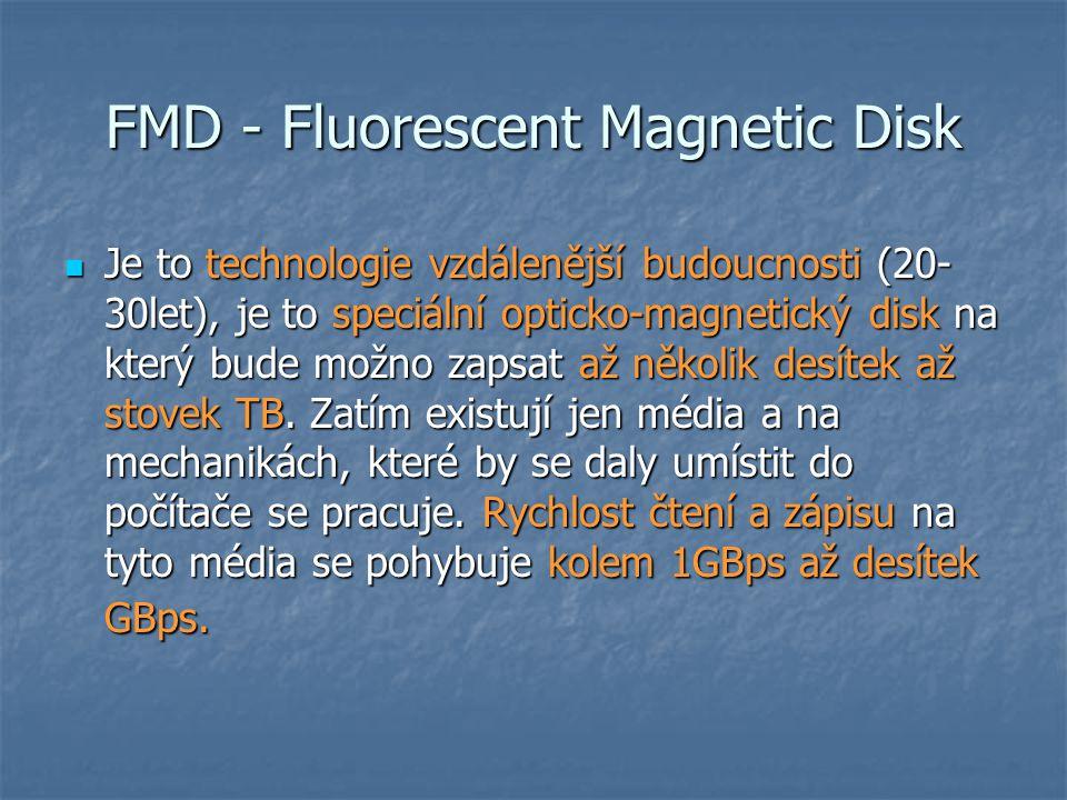 FMD - Fluorescent Magnetic Disk