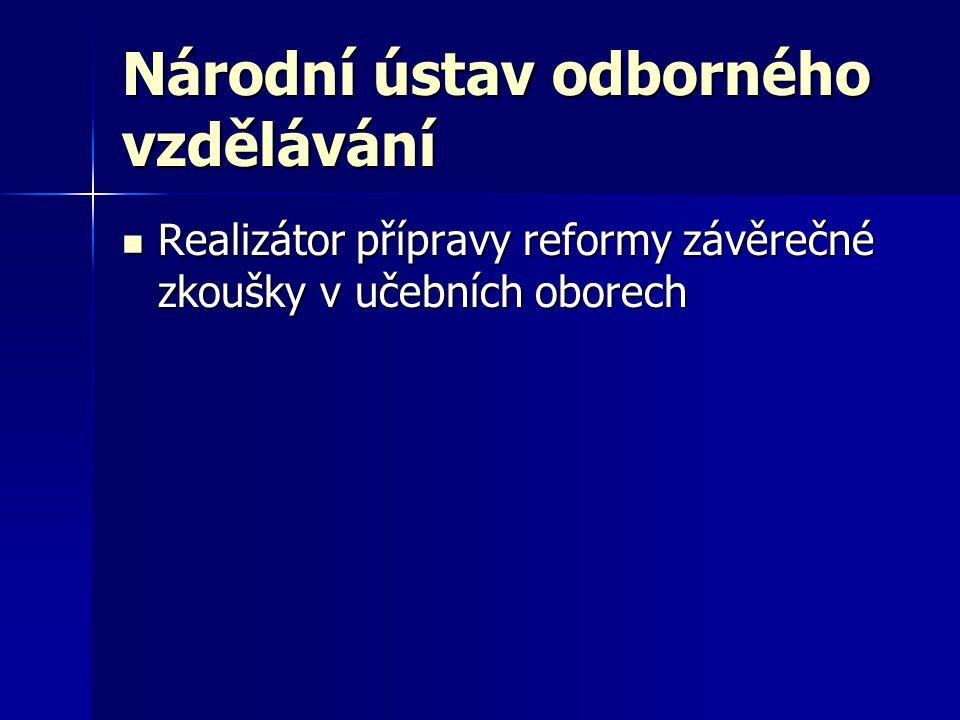 Národní ústav odborného vzdělávání