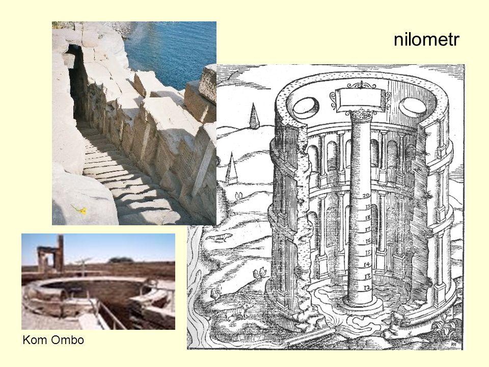 nilometr Kom Ombo