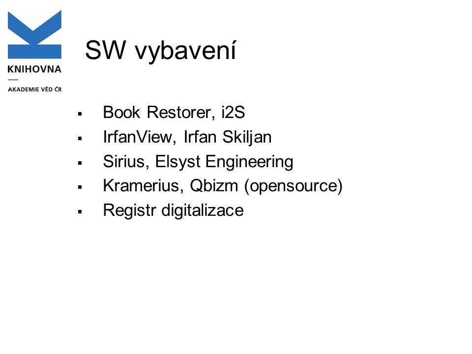SW vybavení Book Restorer, i2S IrfanView, Irfan Skiljan
