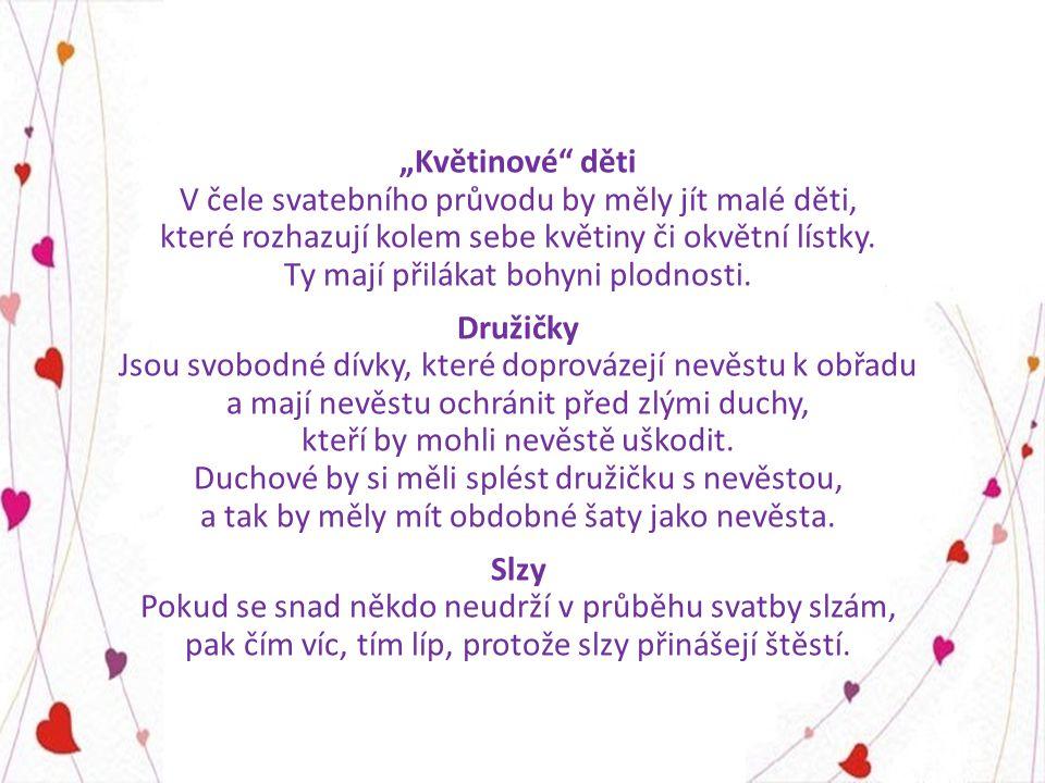 """""""Květinové děti Družičky Slzy"""