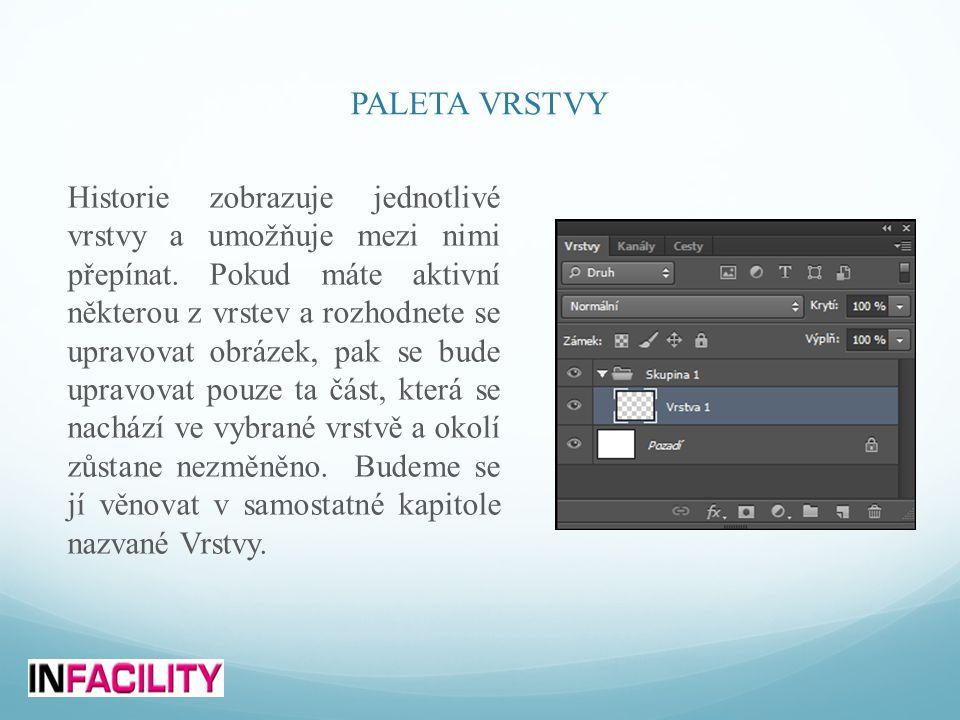 PALETA VRSTVY