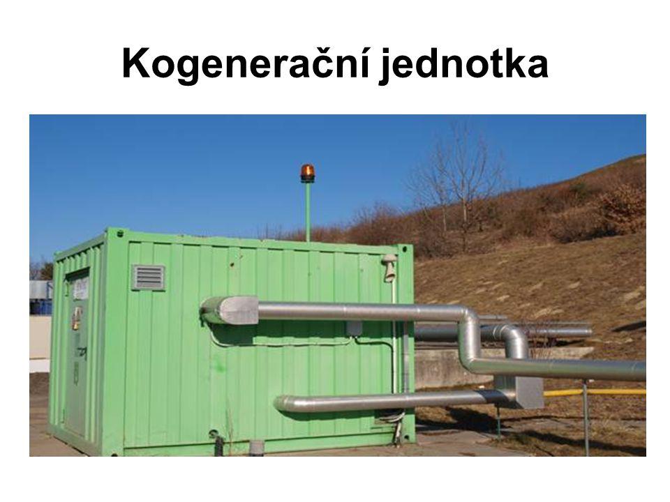 Kogenerační jednotka