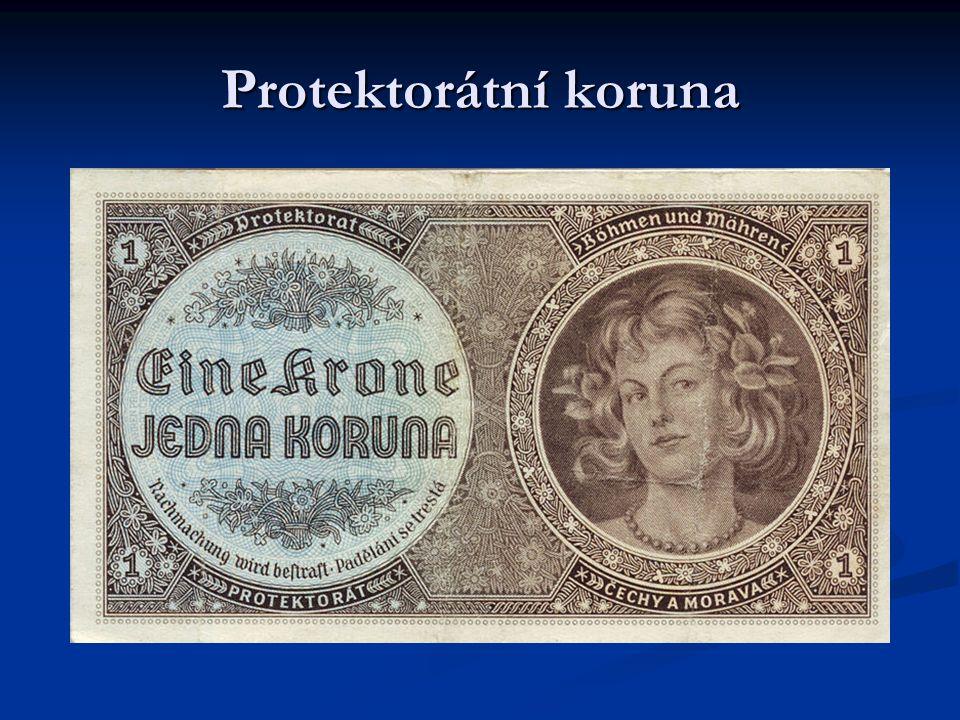 Protektorátní koruna