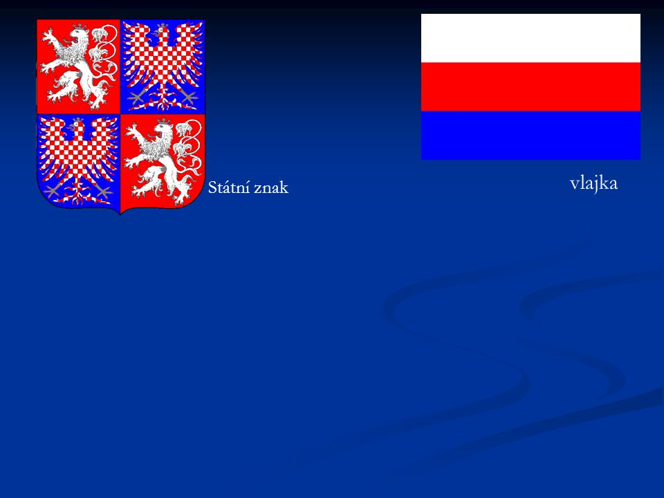 vlajka Státní znak