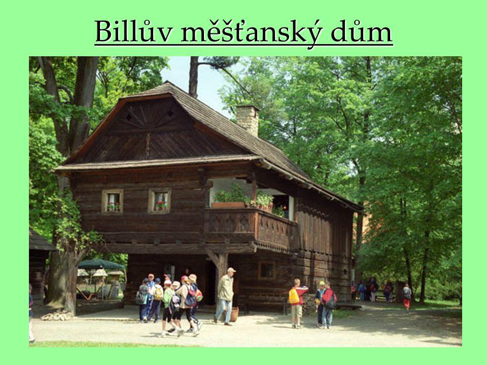 Billův měšťanský dům