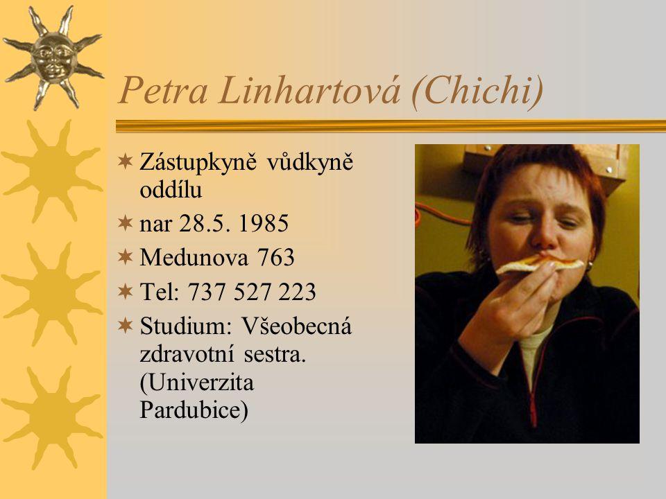Petra Linhartová (Chichi)