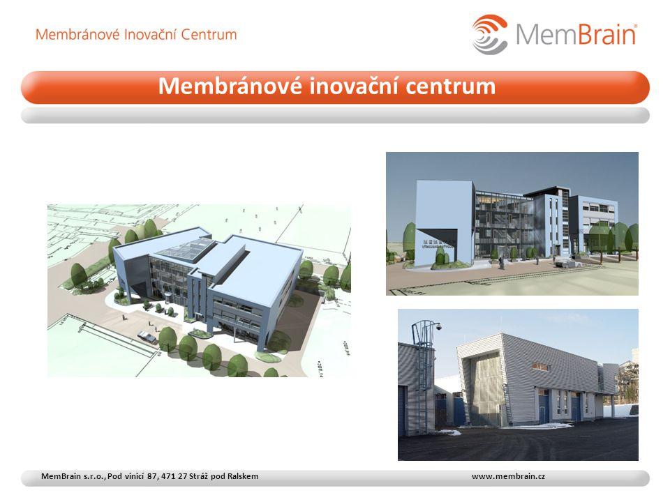 Membránové inovační centrum