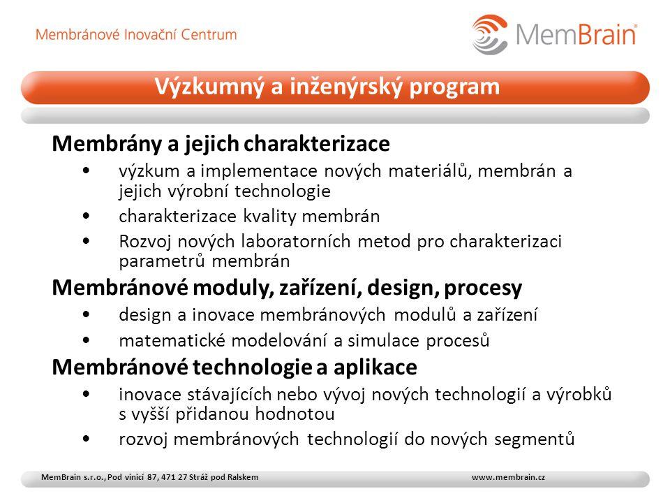 Výzkumný a inženýrský program