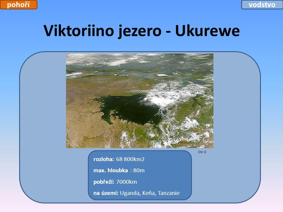 Viktoriino jezero - Ukurewe