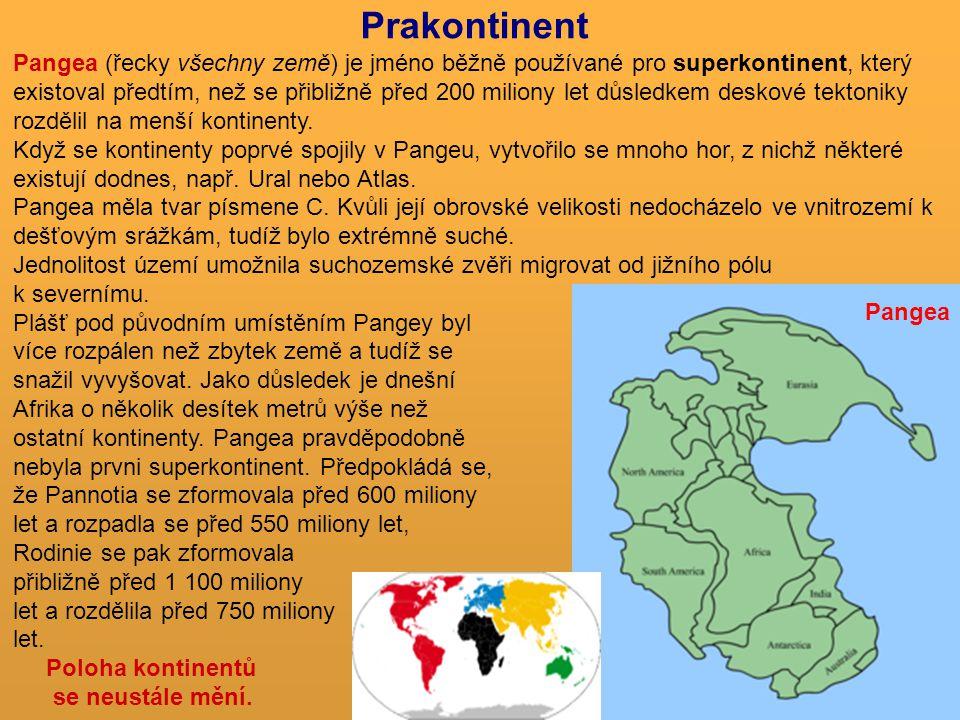 Prakontinent