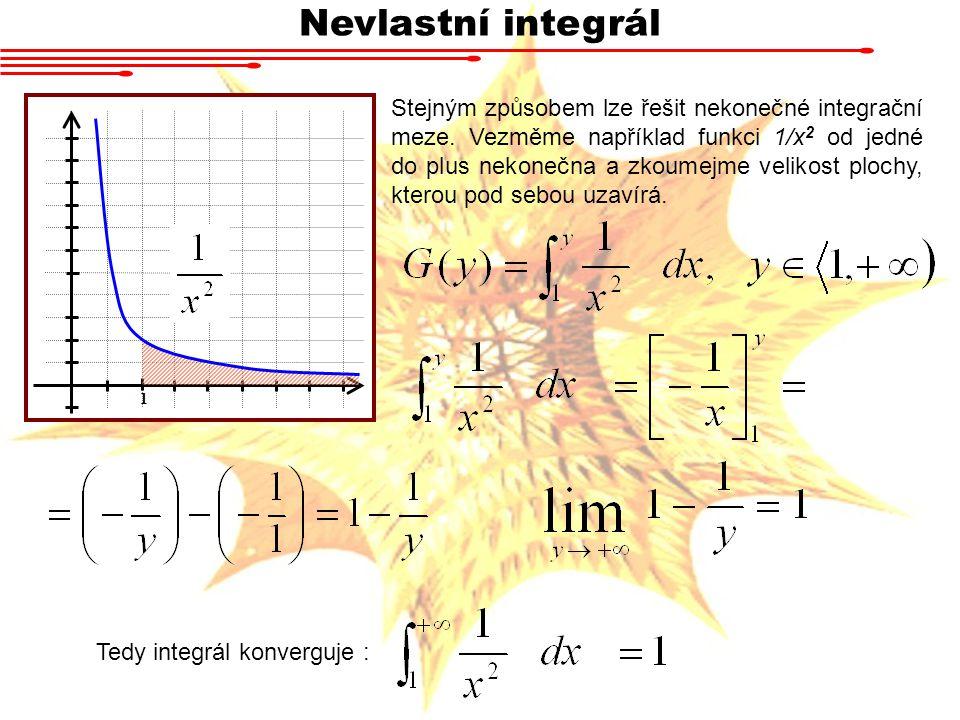 Nevlastní integrál
