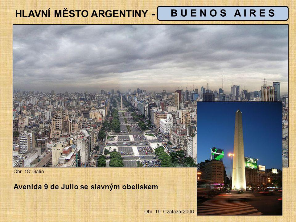 HLAVNÍ MĚSTO ARGENTINY - _ _ _ _ _ _ _ _ _ _ _