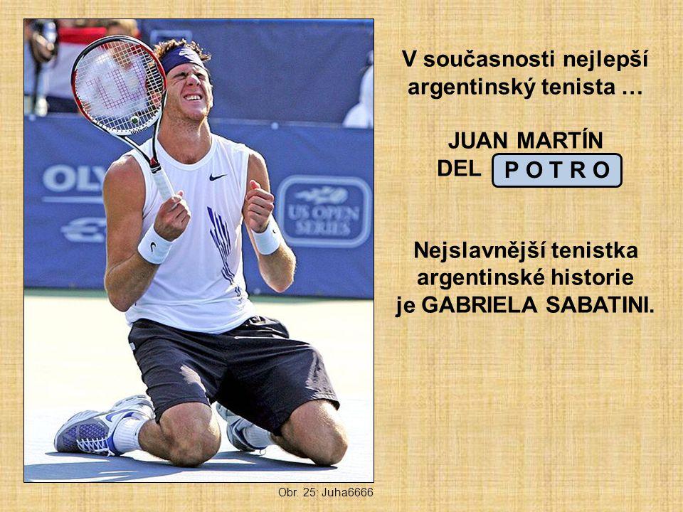 V současnosti nejlepší Nejslavnější tenistka