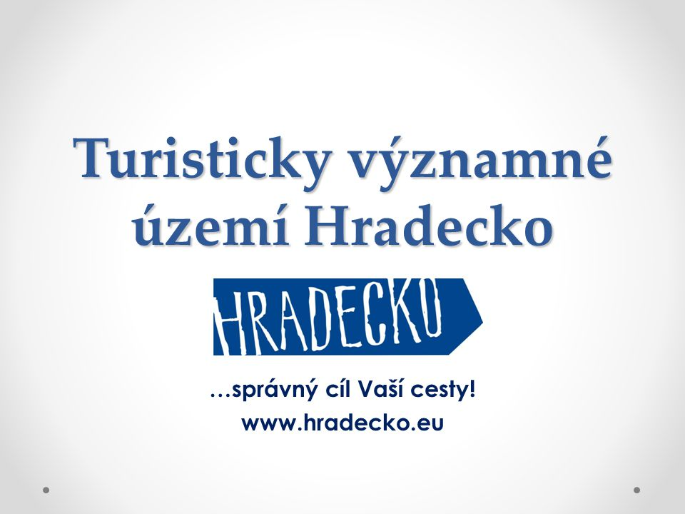 Turisticky významné území Hradecko
