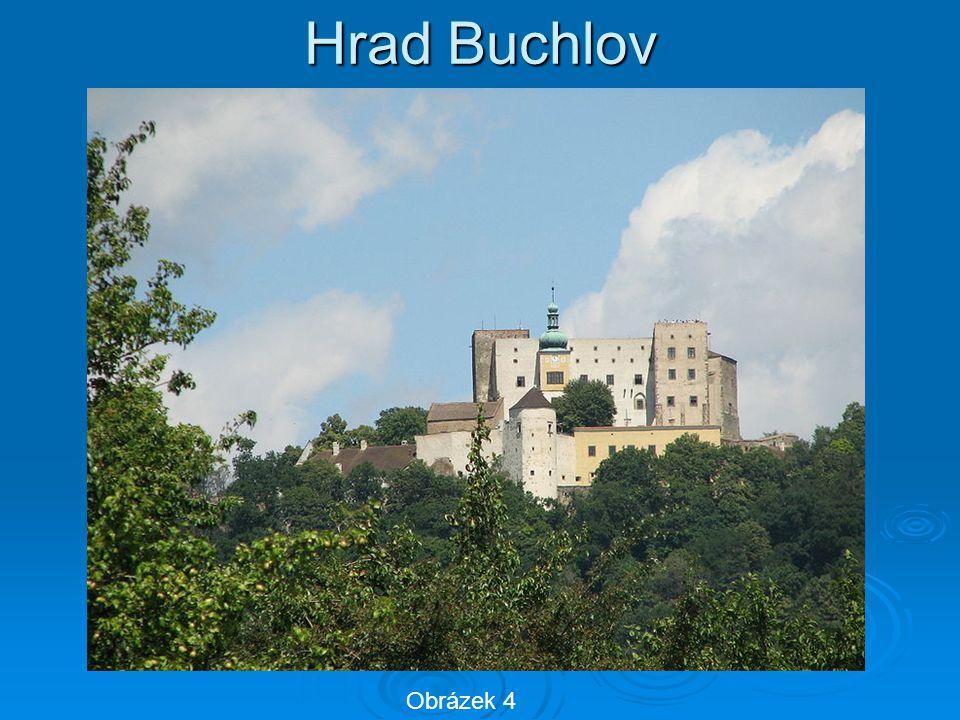Hrad Buchlov Obrázek 4