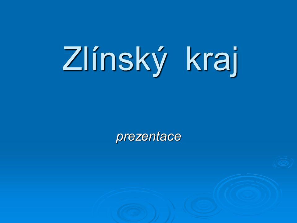 Zlínský kraj prezentace