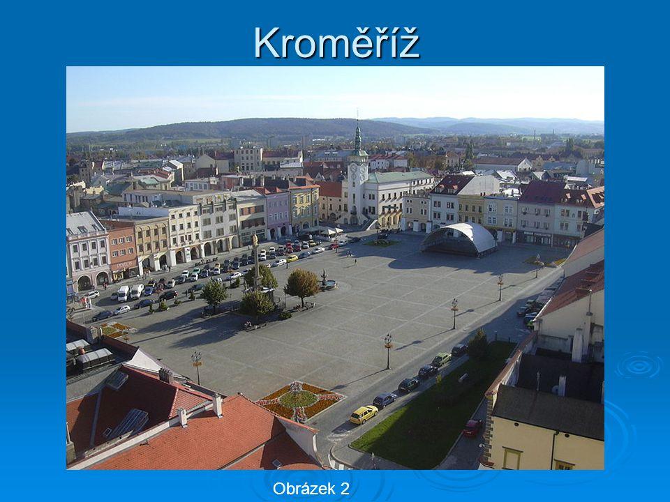 Kroměříž Obrázek 2