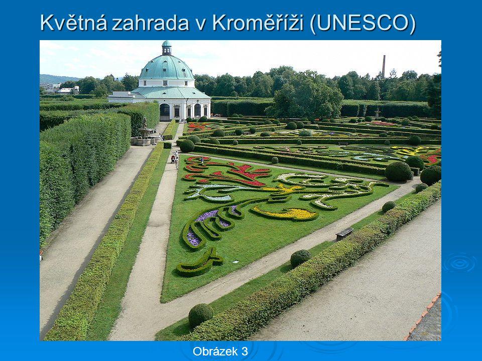 Květná zahrada v Kroměříži (UNESCO)