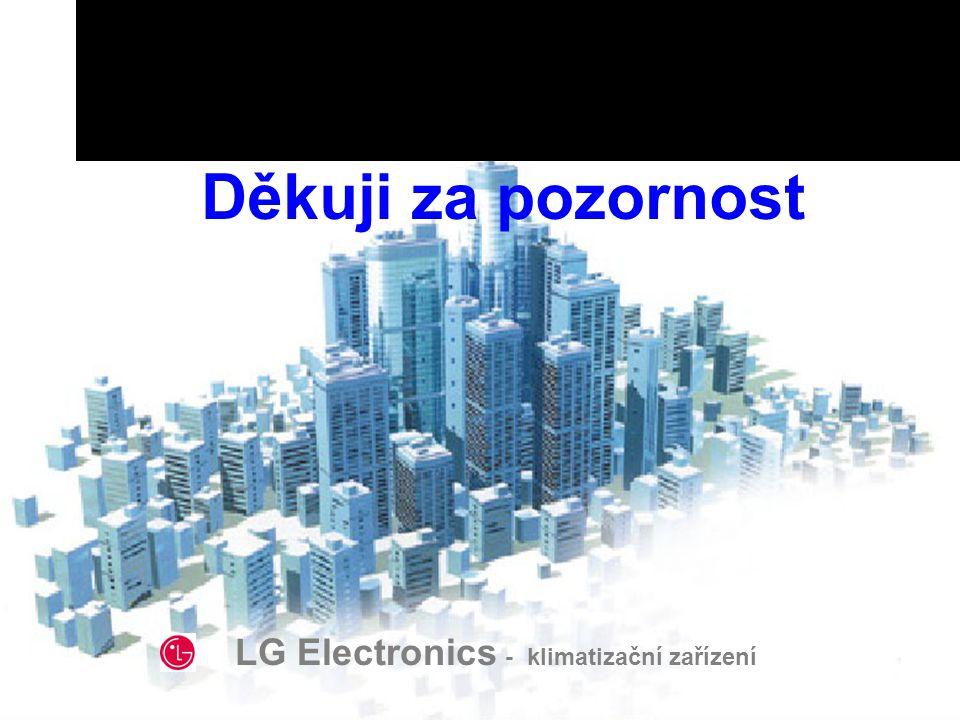 LG Electronics - klimatizační zařízení