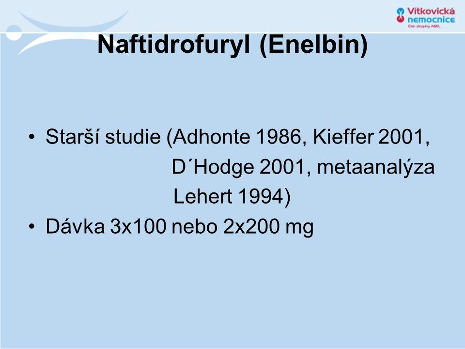 Naftidrofuryl (Enelbin)