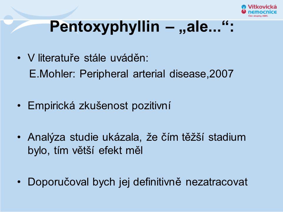 """Pentoxyphyllin – """"ale... :"""
