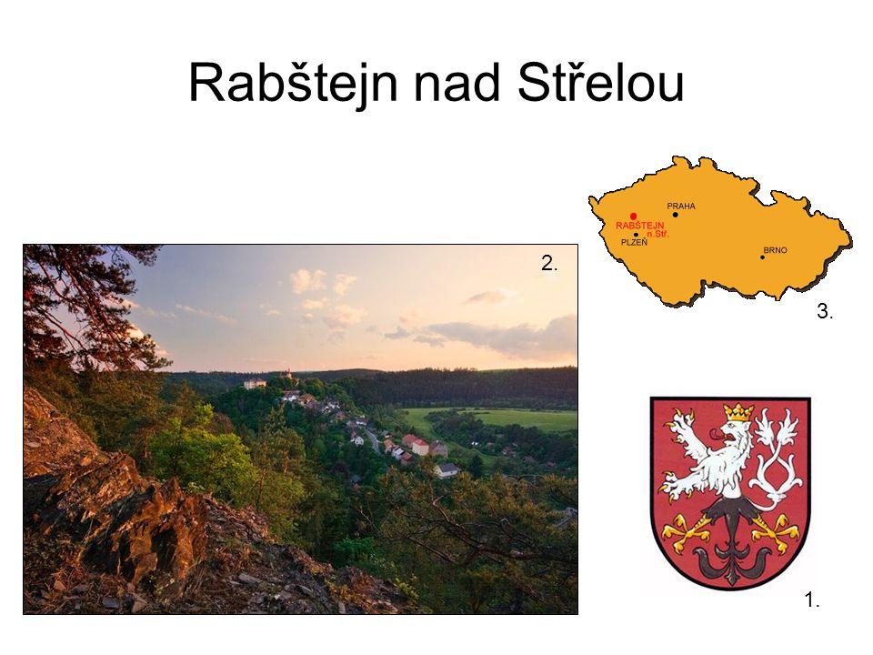 Rabštejn nad Střelou 2. 3. 1.