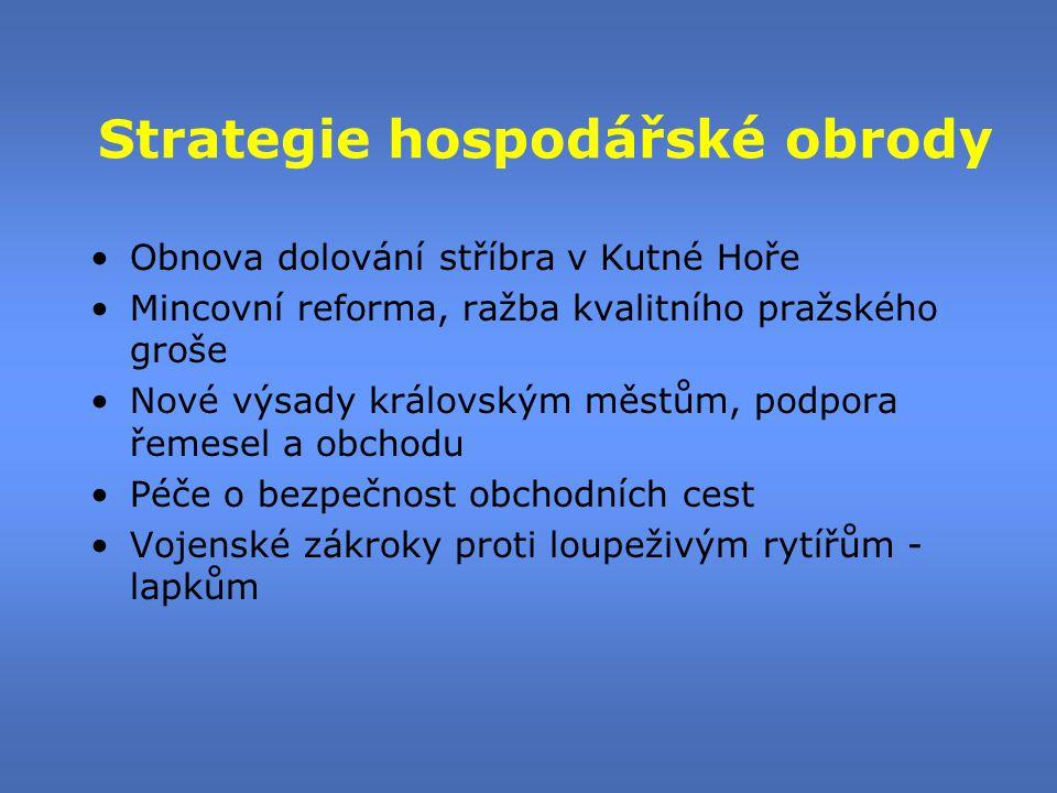 Strategie hospodářské obrody